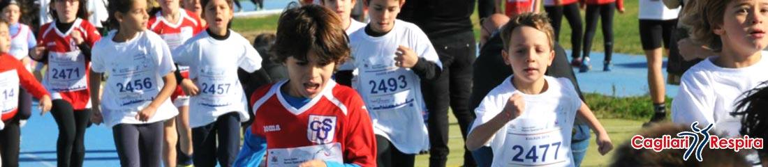 Giovanissimi atleti alla CagliariRespira