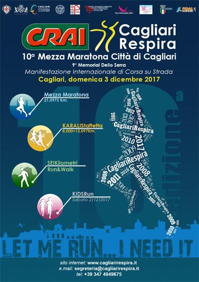 Regolamento della CRAI CagliariRespira 2017