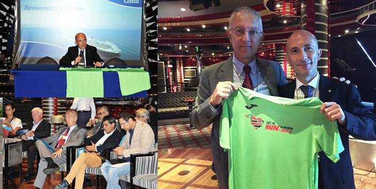 La CRAI CagliariRespira 2016 tra sport, salute, ecologia e solidarietà