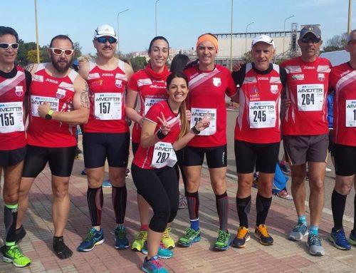 Primavera in corsa per il Cagliari Marathon Club
