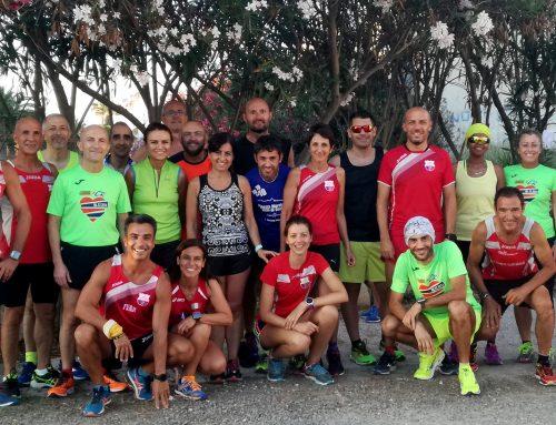 Buon compleanno Gruppi di Corsa CagliariRespira!