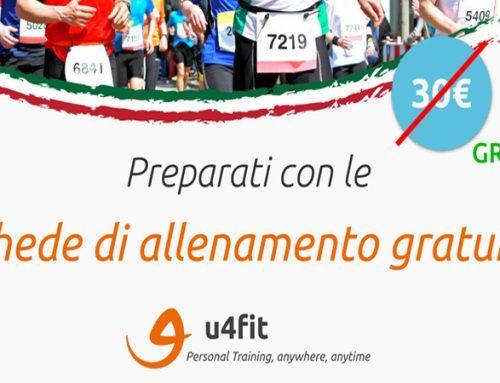 Schede di allenamento u4fit per la CRAI CagliariRespira 2017