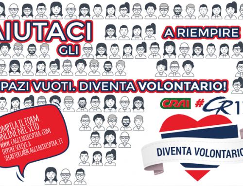 Volontari per la CRAI CagliariRespira 2017