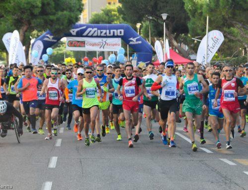 Said Boudalia e Emma Quaglia vincono la X CRAI CagliariRespira