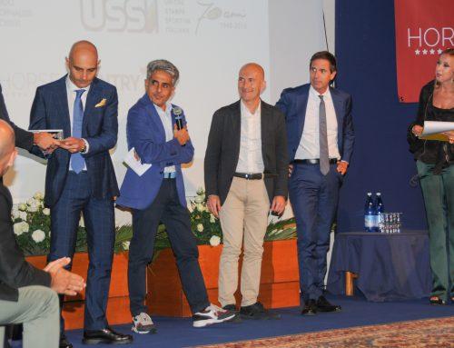 Premio USSI Sardegna per Paolo Serra e la sua CRAI CagliariRespira