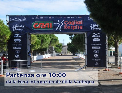 La CRAI CagliariRespira 2018 sarà alla Fiera di Cagliari