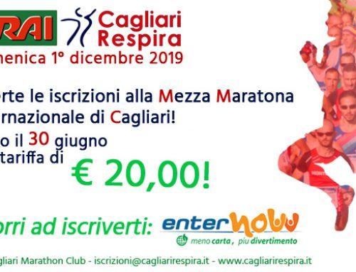 CRAI CagliariRespira 2019 – ISCRIZIONI APERTE