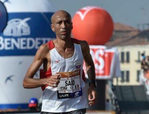 Said Boudalia che grinta: fa il record italiano SM50 a Venezia