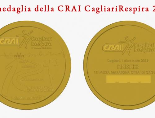 -1 mese: Scopri la medaglia della 12^ CRAI Cagliari Respira
