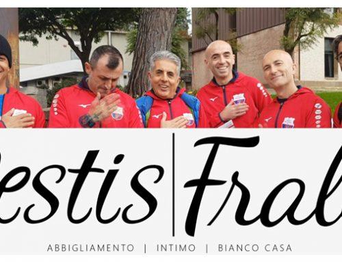 Vestis Fralù per CRAI CagliariRespira 2019