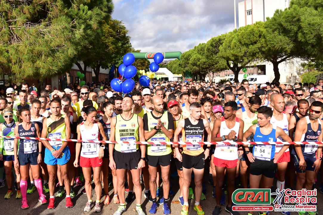 Fotogallery della CRAI CagliariRespira 2019