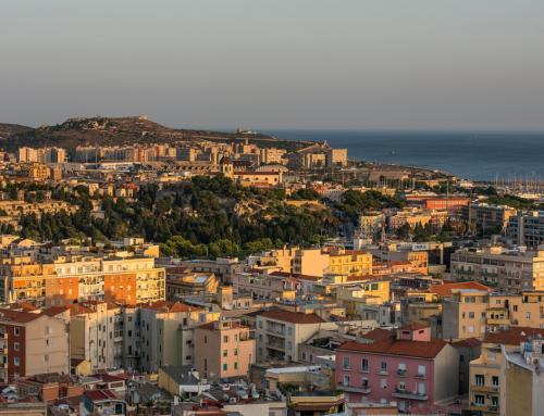Cagliari, una delle più belle città europee sul mare