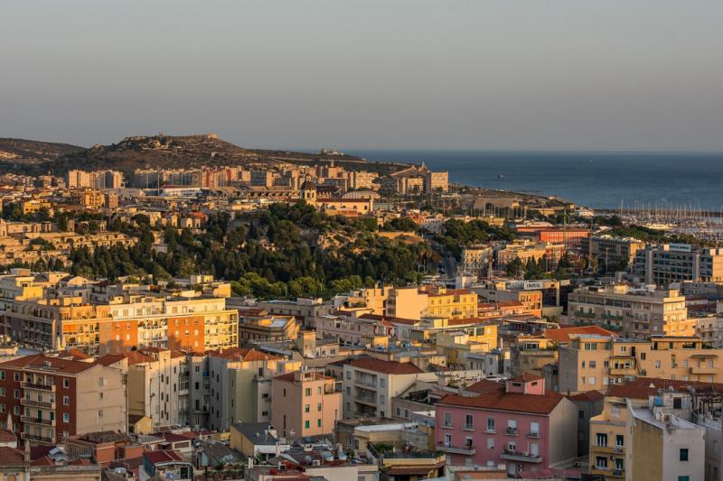 Cagliari-mare